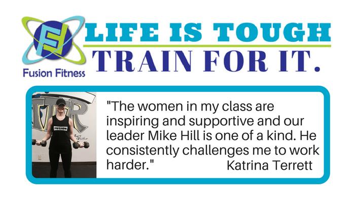 Katrina Terrett Train For Life